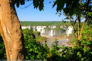 Iguazu Iguassu Iguasu Falls Brazil Rainforest Waterfalls adventure travel 7 wonders of world