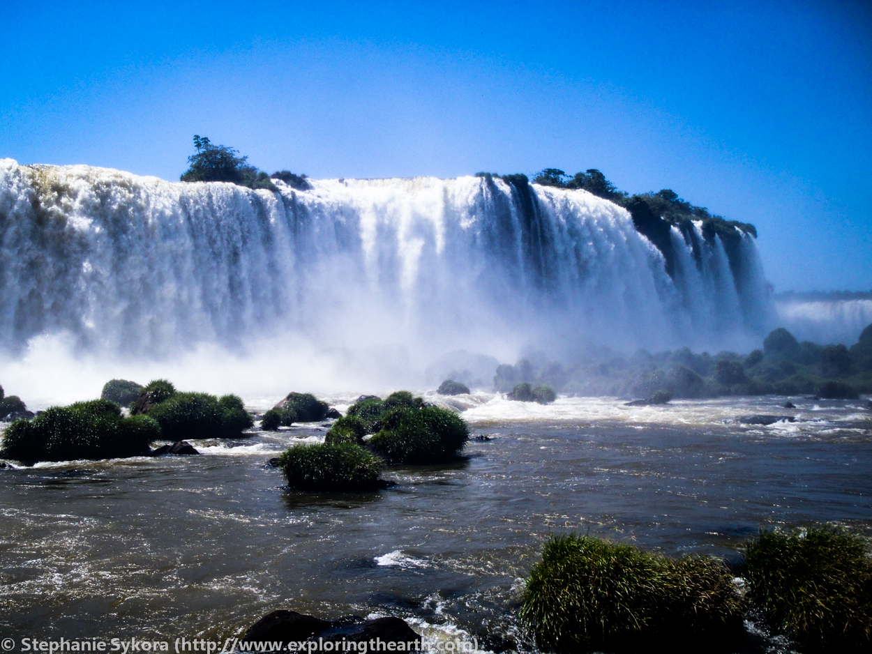 iguazu falls Iguazu falls puzzle in waterfalls jigsaw puzzles on thejigsawpuzzlescom play full screen, enjoy puzzle of the day and thousands more.