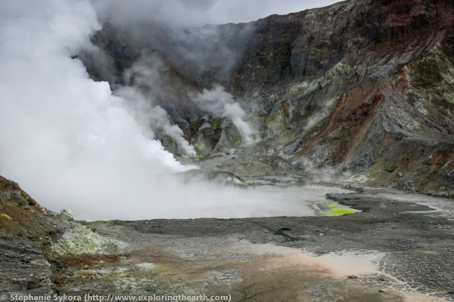 New Zealand, Mount Doom, volcano, volcanoes, Taupo volcanic zone, taupo, geology, adventure, travel, lord of the rings, location, movie, filmed, stratovolcano, volcanology, field trip, map, White Island, active volcano, Bay of Plenty, caldera