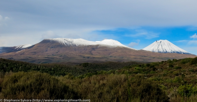 New Zealand, Mount Doom, volcano, volcanoes, Taupo volcanic zone, taupo, geology, adventure, travel, lord of the rings, location, movie, filmed, stratovolcano, volcanology, field trip, map