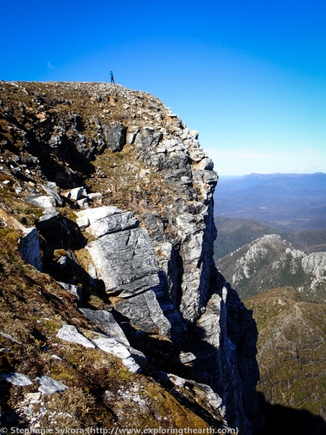 Frenchman's Cap in the Franklin-Gordon Wild Rivers National Park - Tasmania, Australia, Views